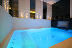 Pool Plaster | 3D Light