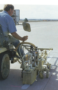 Line Marking Machine
